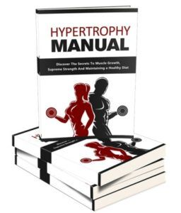 Hypertrophy Manual  Discover The Secrets To Muscle Growth Supreme Strength And Maintaining a Healthy Diet! In This Course You'll Find Out How To Build Muscle More Effectively!  Building muscle is at once very simple and simultaneously incredibly complicated. If that sounds like something of a frustrating contradiction... well then get used to it!  Submitted: 04 Sep 2016 File Size: 15.3 MB License: Master Resell Rights  Check Hypertrophy Manual at PLR5.COM