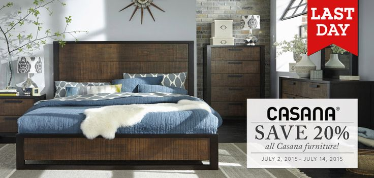 20 Off All Casana Furniture Is Coming To An End Today Shop Now Sales Offers Pinterest