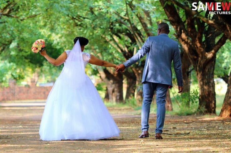 Mr & Mrs Makhubela