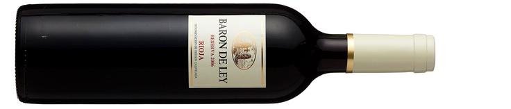 Baron de Ley – Reserva 2006 - Ganske nydelig Rioja-duft med en god gang lyse bær og flæskekød. Udmærket vin med det klassiske fadpræg. Fire nydelige stjerner.