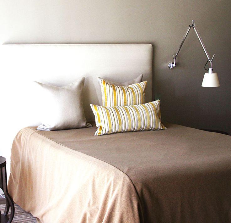 Luxurious Minimalistic master bedroom Designed By JoanneMotee #jarthainteriors #jojartha