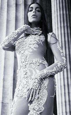 Lea T: Couture Gowns, Givenchy, Dresses, Lea, The Cities, Magazines, Fashion Editorial, Haute Couture, Carlotta Manaigo