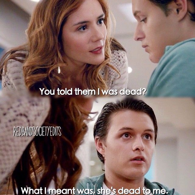 "#RedBandSociety 1x03 ""Liar, Liar, Pants On Fire"" - Jordi and his mom"