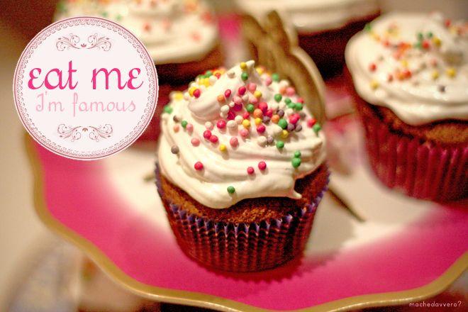 Cupcake dairyfree - Ma Che Davvero?
