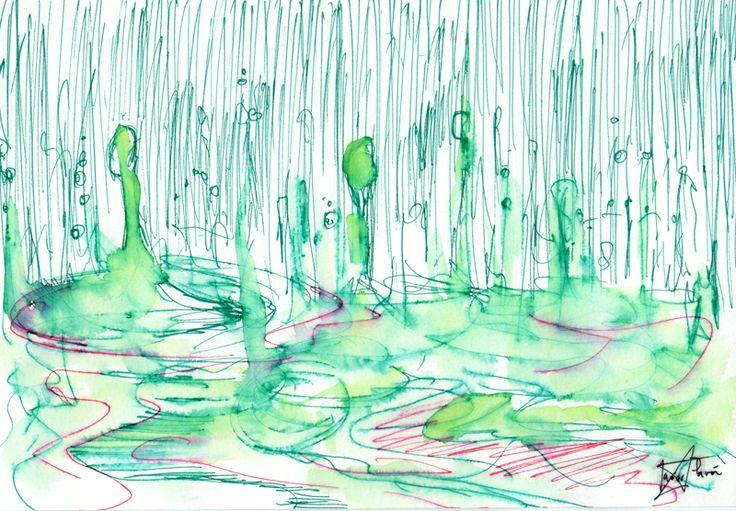 """""""Rain"""" (Javier Pavón, 2007)"""