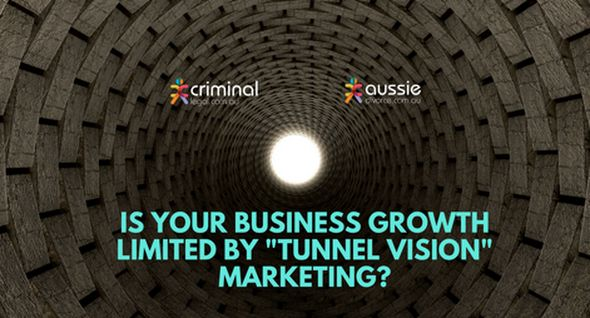 Tunnel Vision Marketing disease by Alan Weiss   | LinkedIn