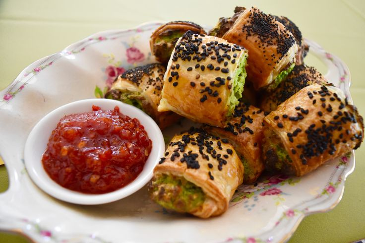 Thermobexta's Spinach and Three Cheese Rolls