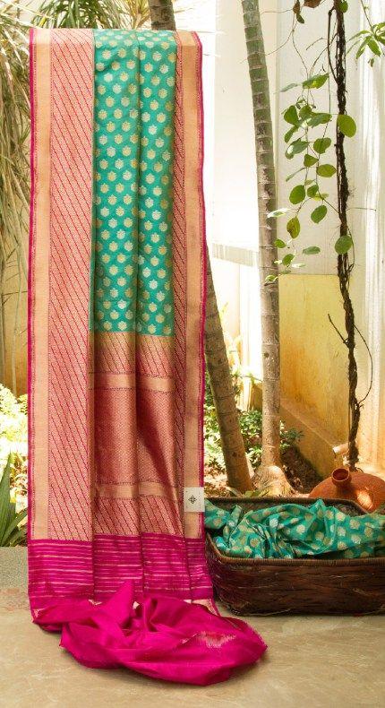 Heirloom Benares Silk L03168 | Lakshmi