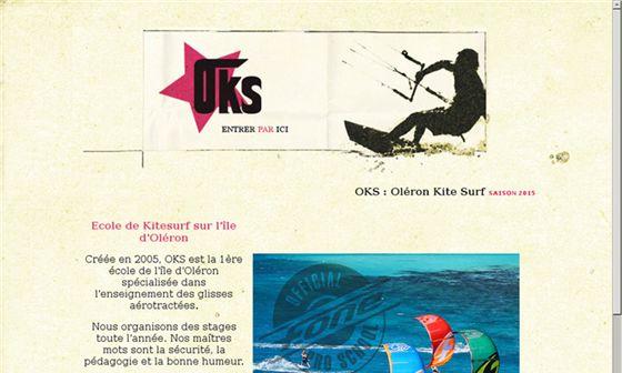 Oléron Kite Surf    Ecole de Kitesurf en l'île d'Oléron - Saint-Georges-d Oléron, Charente-Maritime, Poitou-Charentes