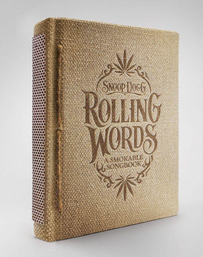 RollingWords Book by Snoop Dog