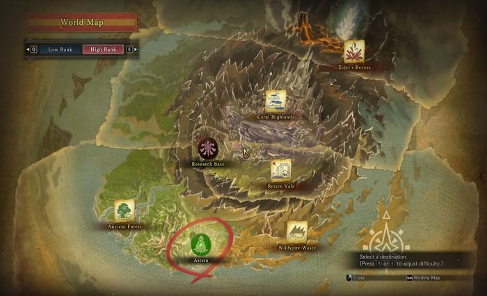 Monster Hunter World World Map Game Review: Monster Hunter World in 2020   Monster hunter world