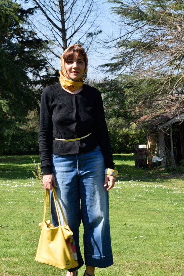 Foulard, revival di un accessorio  #foulard #carrie #fashion #fashionblog #fashionblogger #fashiontrend #ss2016