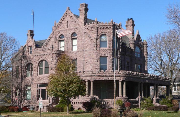 Pierce mansion sioux city iowa sioux city iowa national