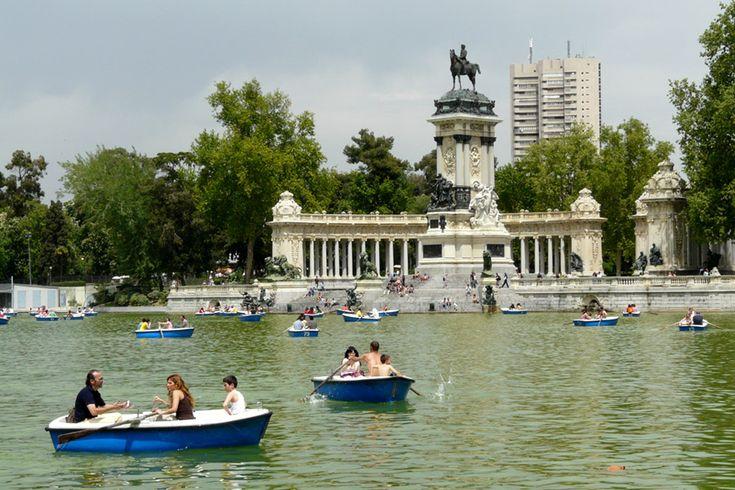 CLAVE DE ESPECIES ARBÓREAS DEL RETIRO (MADRID)