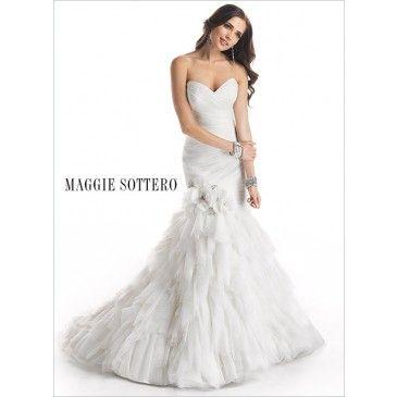 Vintage Wedding Dresses Maggie Sottero : 34 best maggie sottero spring 2014 images on pinterest