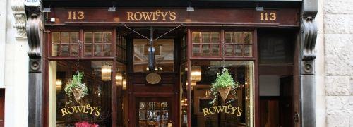 Best Steak Restaurants in London | Rowleys Restaurant
