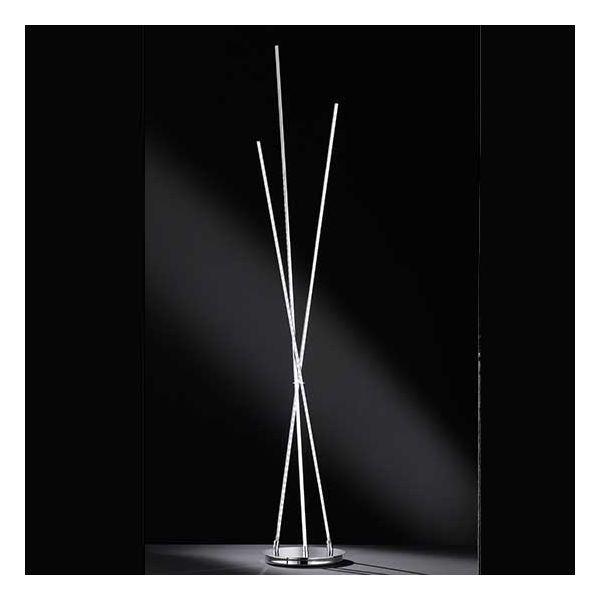 Loin d'être un jouet, ce lampadaire LED puissant est même un grand dans la cour des grands avec sa ligne élancée et sa finesse. Heureusement que la technologie du 21ème siècle est passée par là car 1 LED seule permet une diffusion de la lumière sur cette longue et mince surface...  Et tout ça avec 1 LED de 20 W (tout de même près de 150 W de puissance lumineuse ressentie) garantie 5 ans.