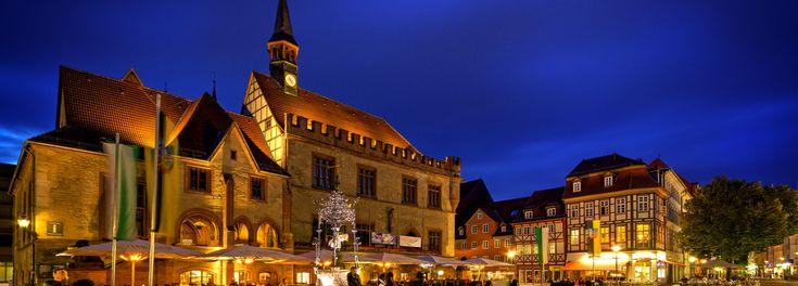 Göttingen : Lieblingsplätze in unserer Stadt Rund ums Alte Rathaus ·