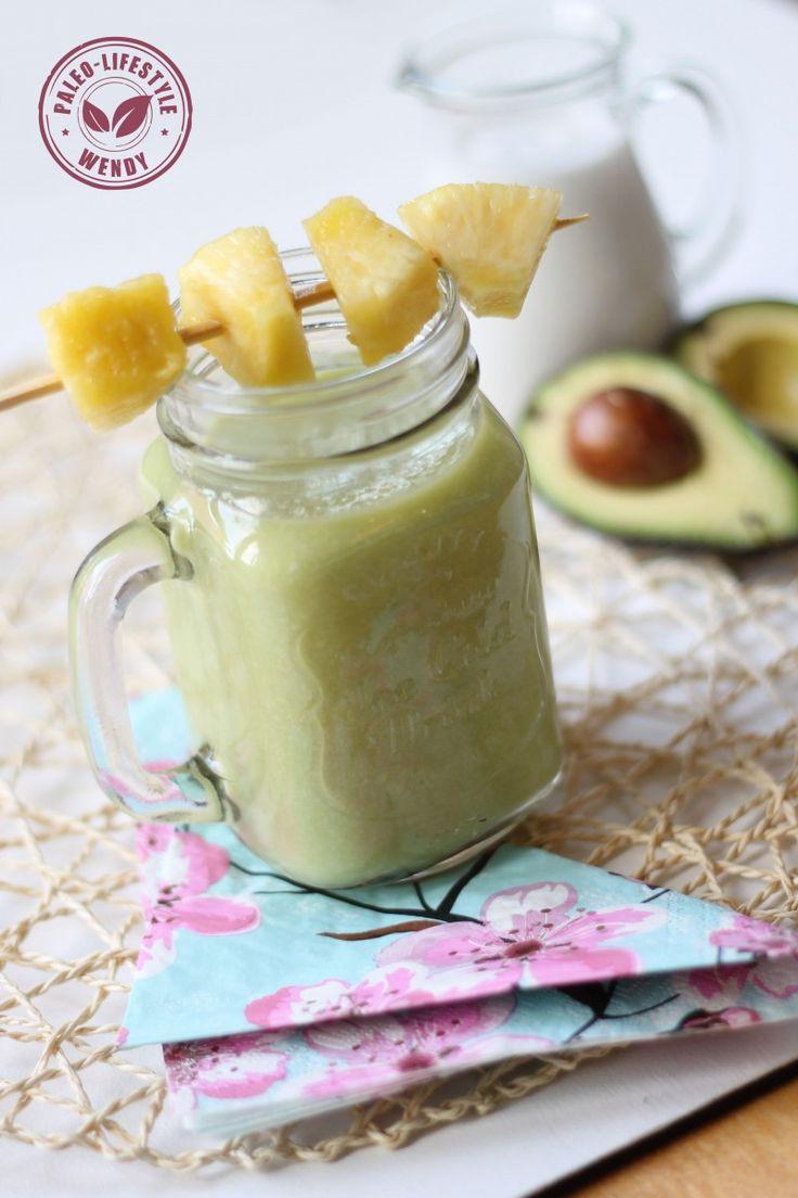Tropische smoothie