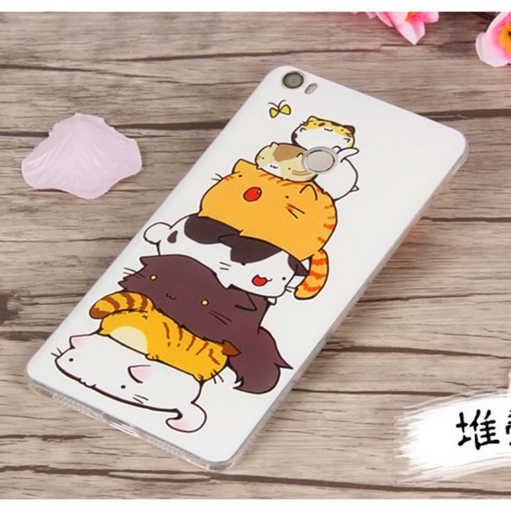 Xiomi Mi max Silicon Case Cute 3D Stereo Relief Silicone Soft Back Cover For Xiaomi max 6.44 Phone Fundas Protection Shell nf306