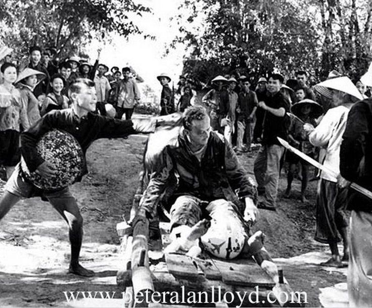 POW camp laos MIAs vietnam war jungle mysteries and secrets dieter dengler POW escapee laos skyraider crash site discovered