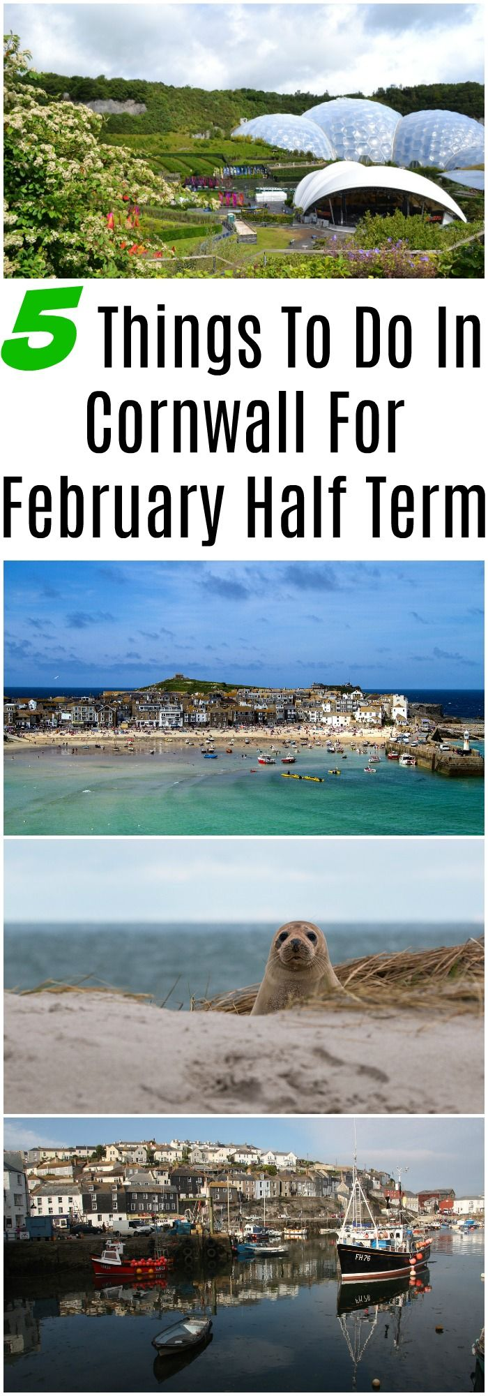 5 Things To Do In Cornwall for Feb February half term #uktravel #cornwall #familytravel #holiday #england #uk