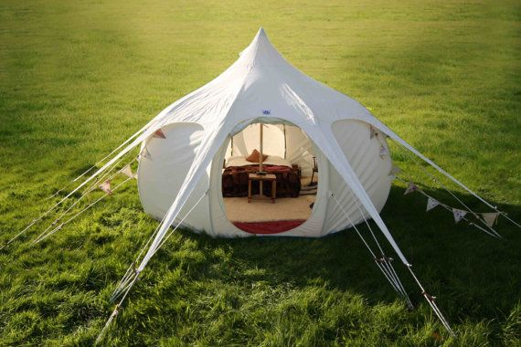 13ft Lotus Belle beautiful handmade glamping by Lotusbelletents