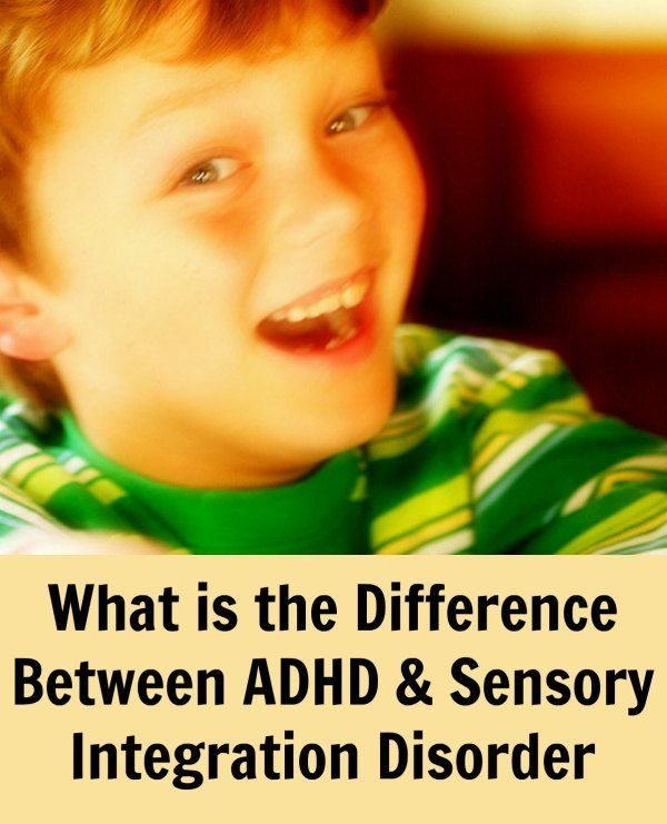 Sensory Side Effects - A Sensory Life!