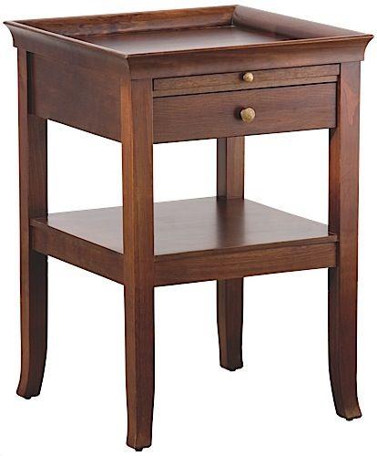 mis en demeure side table roussillon mobilier. Black Bedroom Furniture Sets. Home Design Ideas