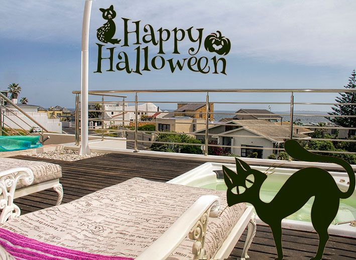 Planning on celebrating Halloween - Share your pics with us! Tag us! BlaauwVillage Boutique Guest House. or #blaauwvillagegh