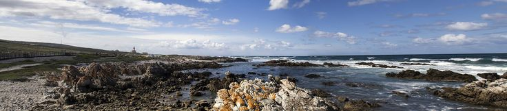 Cape Agulhas, where Atlantic and Indian Ocean officially melt.