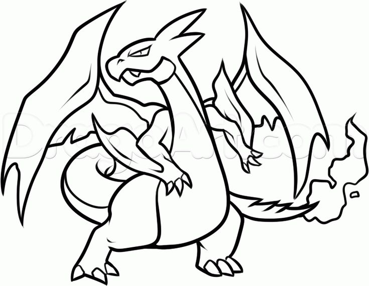 Printable 18 Pokemon Coloring Pages