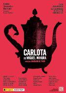 Carlota (Teatro María Guerrero). Funciones accesibles: 22, 23 y 24 enero 2014.