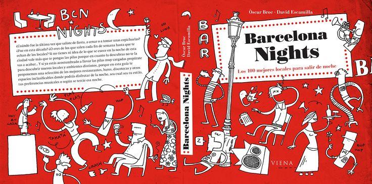 Barcelona Nights - Iván Bravo