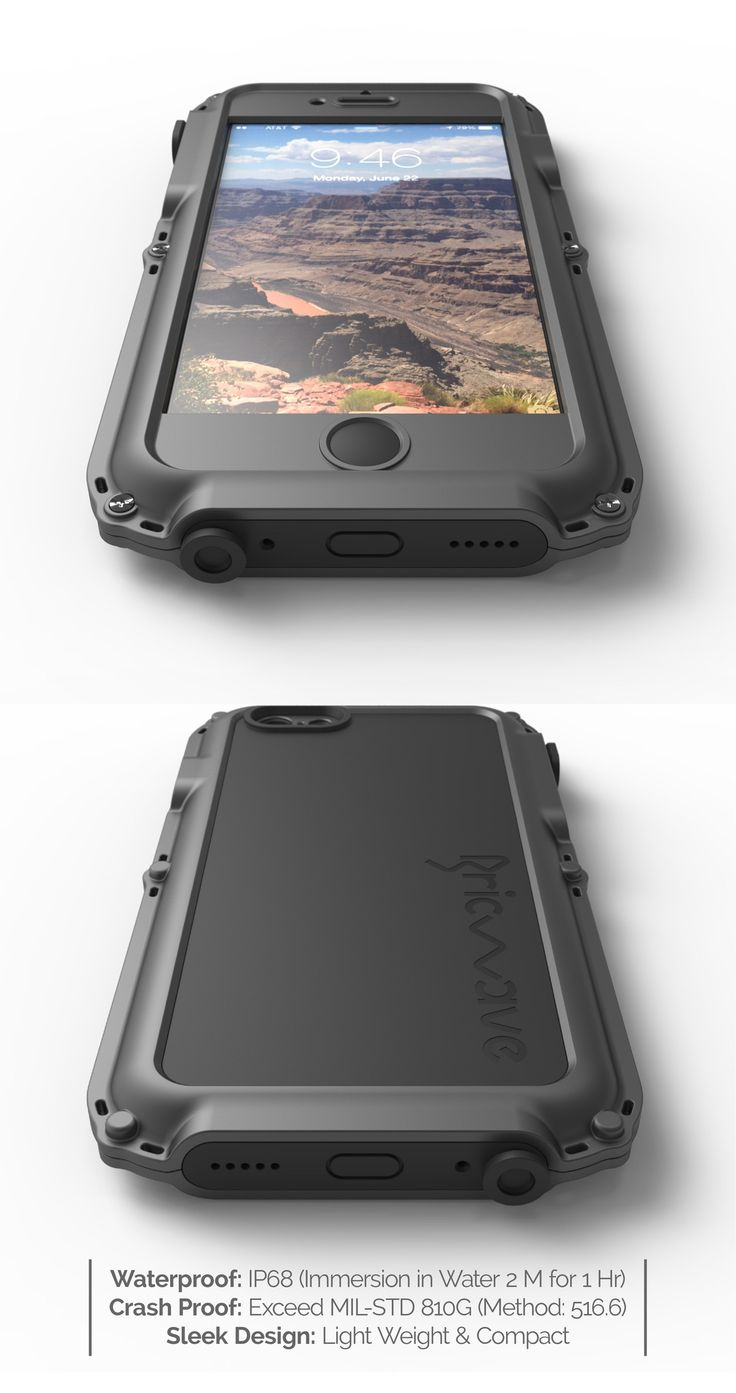 BRICWAVE® Store — XTREME™ Waterproof Case