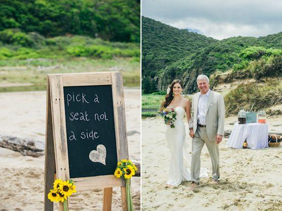 Superb Kailey And Ethanu0027s Bohemian Beach Wedding. Bohemian Beach WeddingBeach  WeddingsSmall Country ...