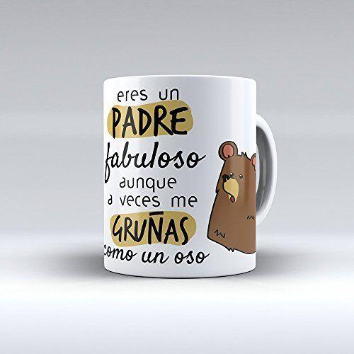 tazas desayuno originales dia del padre