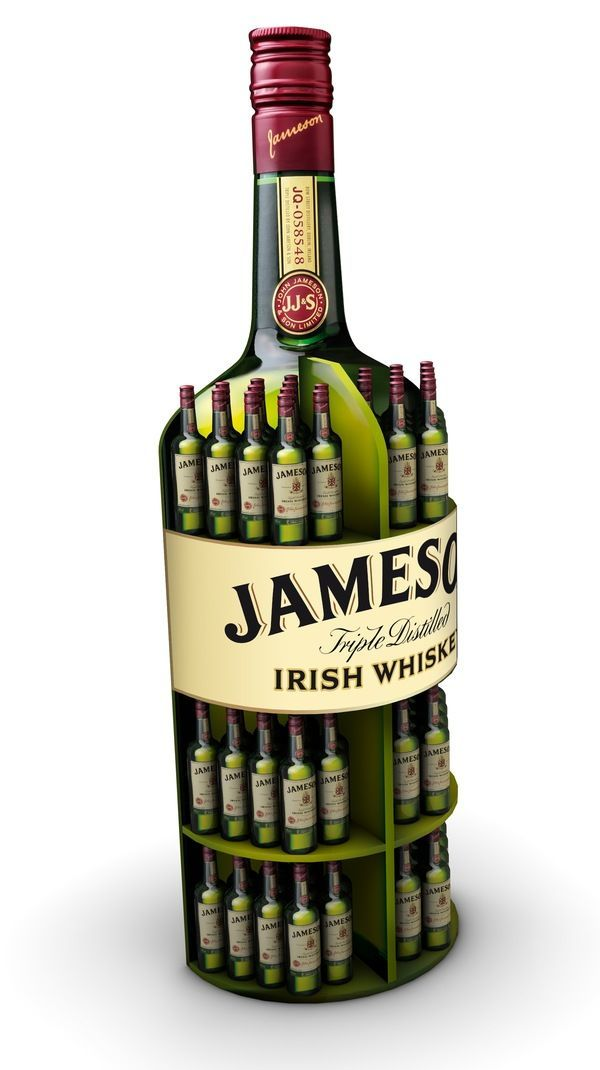 point of purchase display alcohol - Google Search