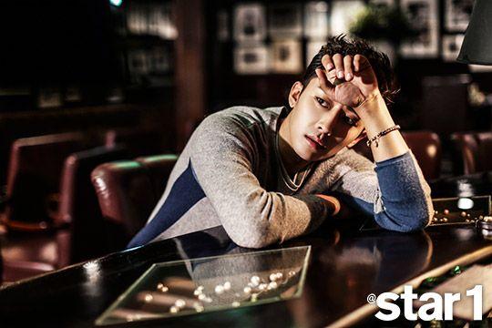 Son Ho Joon - @Star1 Magazine October Issue '14