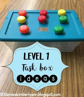 "New ""Put in"" task boxes"