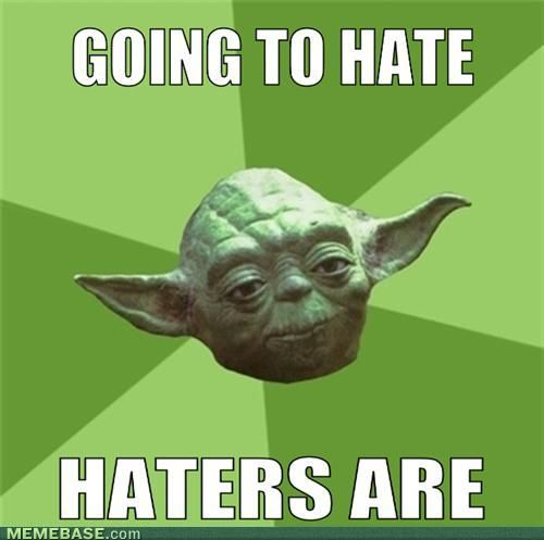 FUN -         35 Star Wars memes introduced by Yoda...