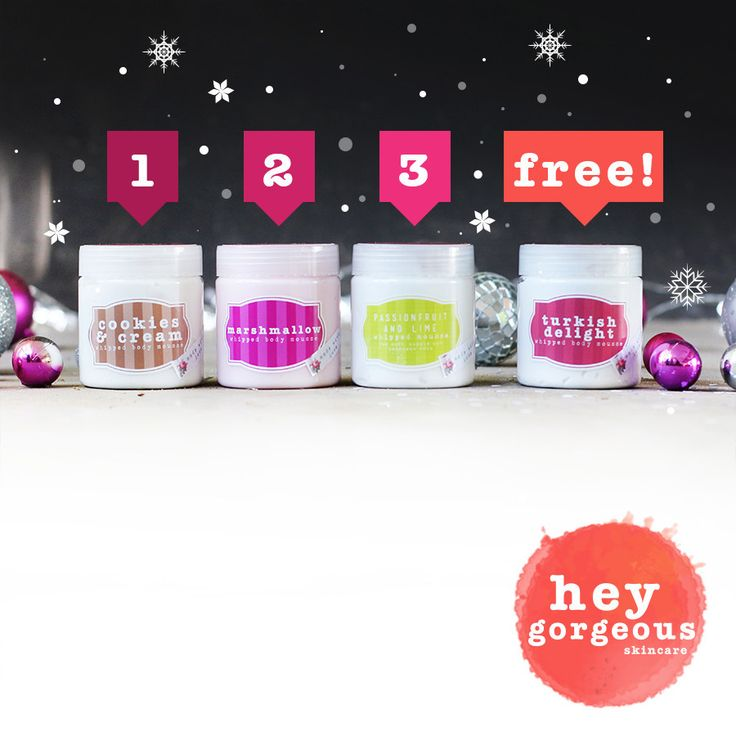 One Two Three Mousse Gift Set (SAVE R120) | Hey Gorgeous