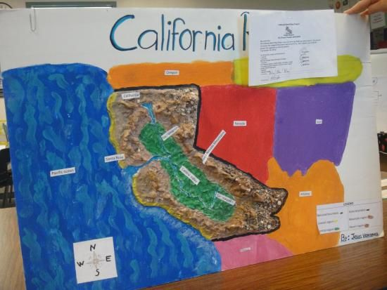 8 best Map Project images on Pinterest School projects Map
