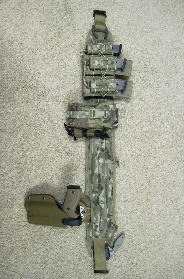 War Belt / 1st Line #Military #Warbelt