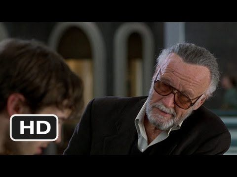 Stan Lee on Marvel versus DC, Spidey joining the Avengers and his high hopes for