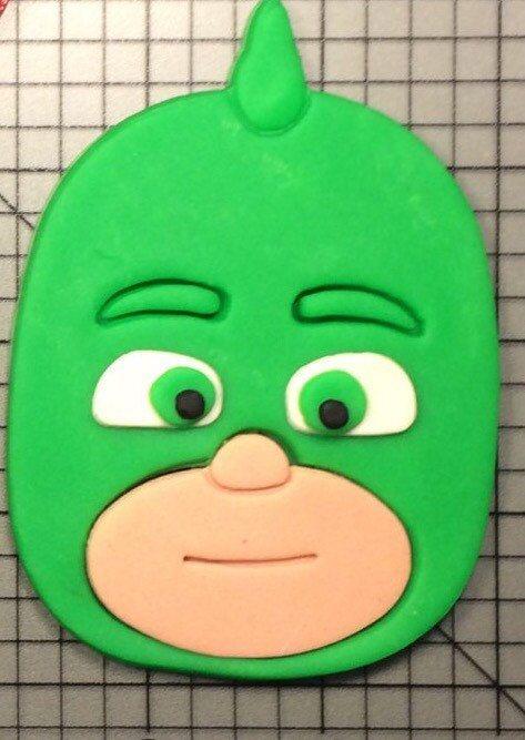 Pj Masks Gekko Cookie Cutter Set By Lauriscookiecutters On