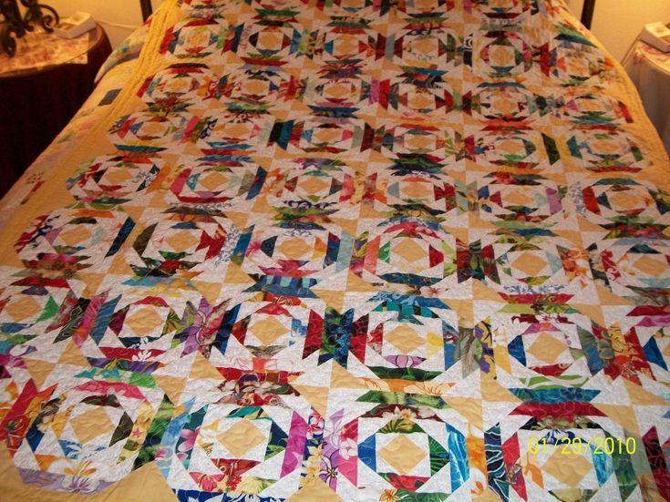 353 best PINEAPPLE QUILTS images on Pinterest | Quilt patterns ... : pineapple quilt - Adamdwight.com