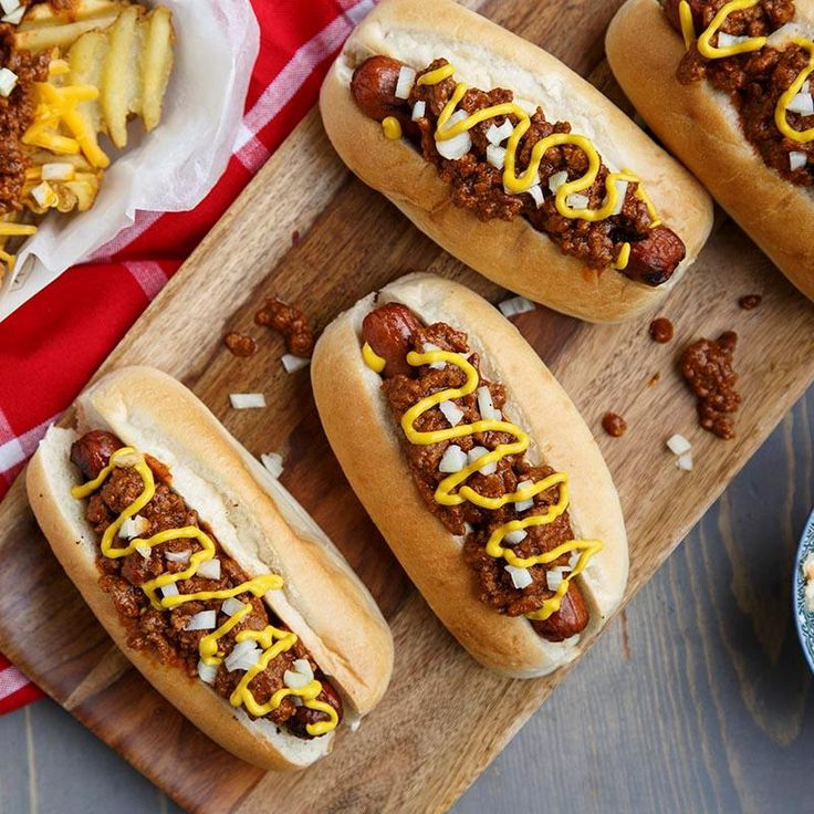 Hot Dogs With Mccormick Seasoning