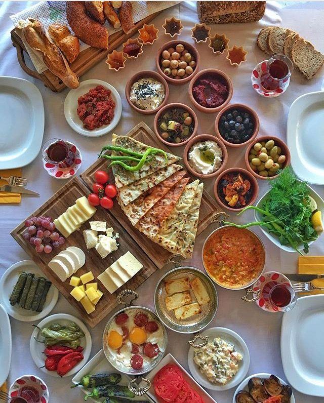 1000+ Ideas About Turkish Breakfast On Pinterest