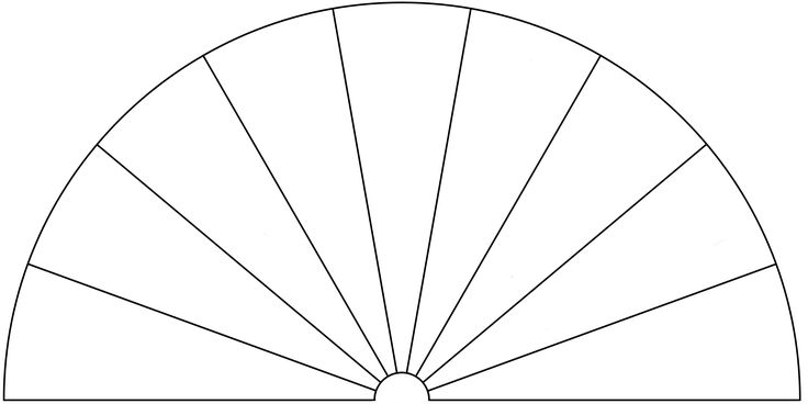 Dowsing Chart, 9 Pieces. You can use this picture to make your own Dowsing Chart, by adding any text or symbols you want.